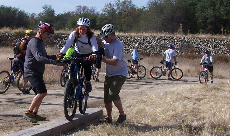 Our MTB Skills Cinics are for all levels of riders and includes