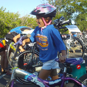Kids 5-mile Duathlon