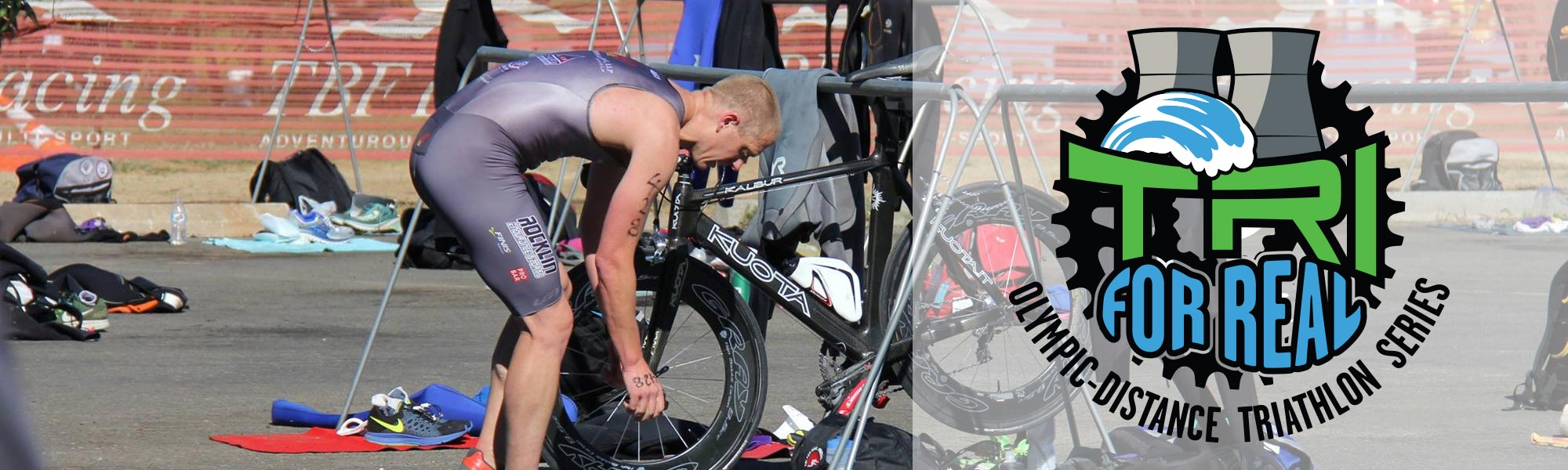 The Tri for Real Triathlon #2, Aqua Bike, 1 2m/2 4m OW Swim