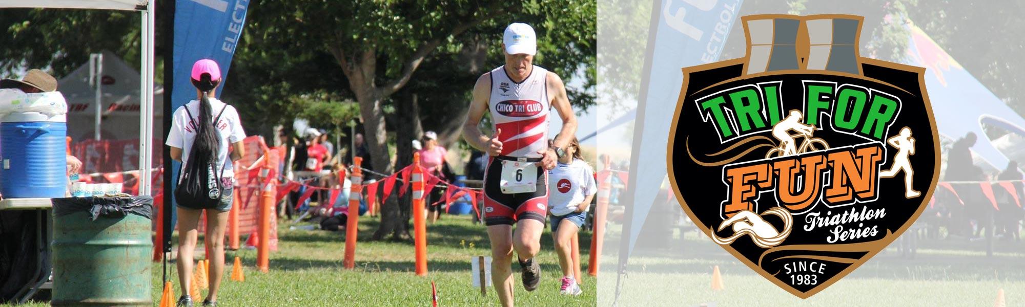 TRI for FUN Sprint Triathlon and Super Sprint Triathlon